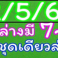 หวยเด็ด หวยทำมือ 2 ตัวล่างชุดเดียว งวด 2/5/61