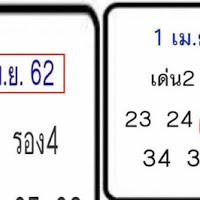 เลขเด็ด สองตัวบน-ล่าง งวดวันที่ 16/4/62
